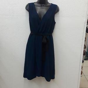 Navy Blue Dress by Vera Wang Size M